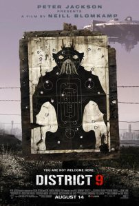 District 9 Directed by Neill Blomkamp