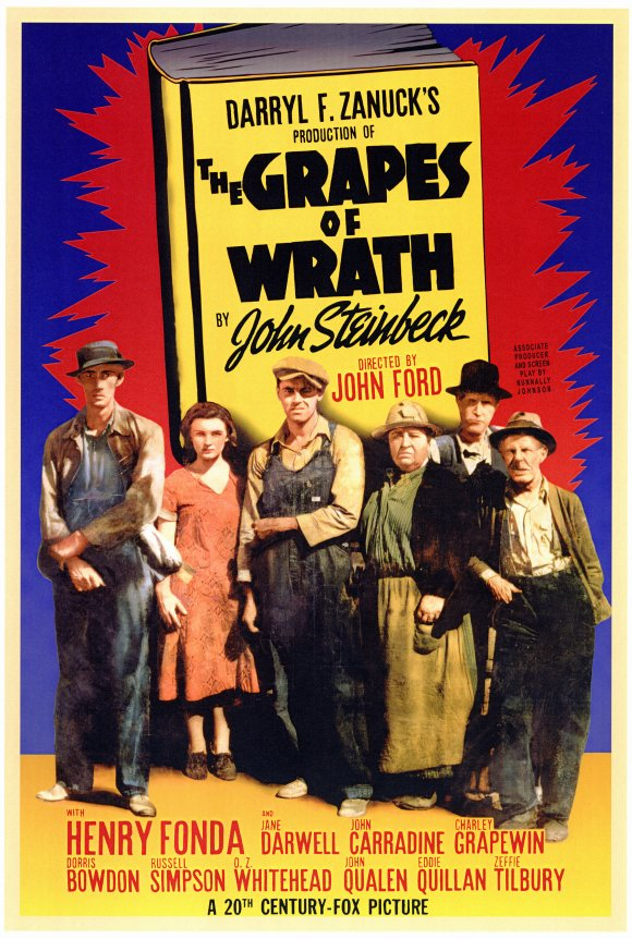 the focus on the joads in john steinbecks the grapes of wrath Ma joad in the grapes of wrath by john steinbeck the grapes of wrath, john steinbeck employs the ma finds the strength to focus on the.