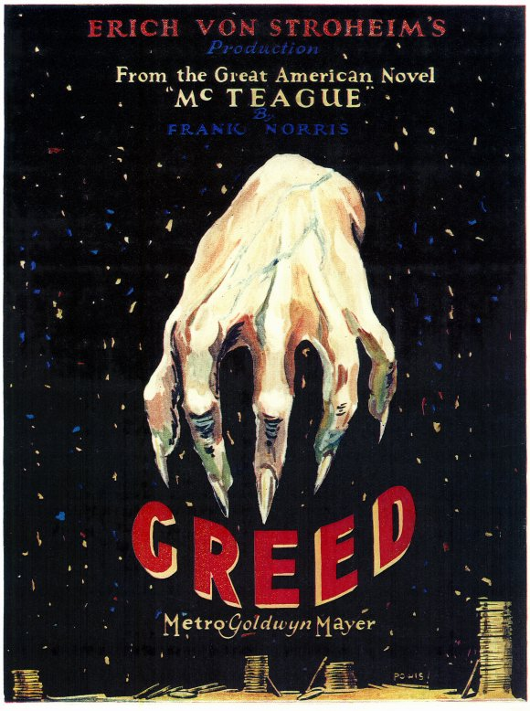 Greed : Gone Elsewhere