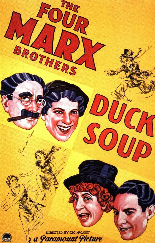 Cine Clásico - Sopa de Ganso (Hermanos Marx) [userscloud]