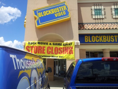 Blockbuster to close 300 remaining U.S. stores - chicagotribune.com