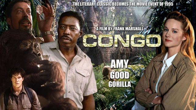 Congo Movie 20th Anniversary