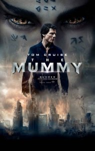 The Mummy 2017 Poster Tom Cruise